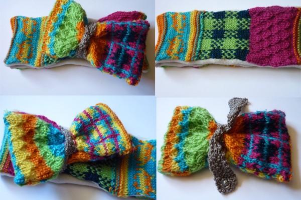 Convertible Colorwork Headband