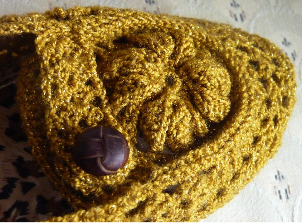 crocheted shoe tutorial